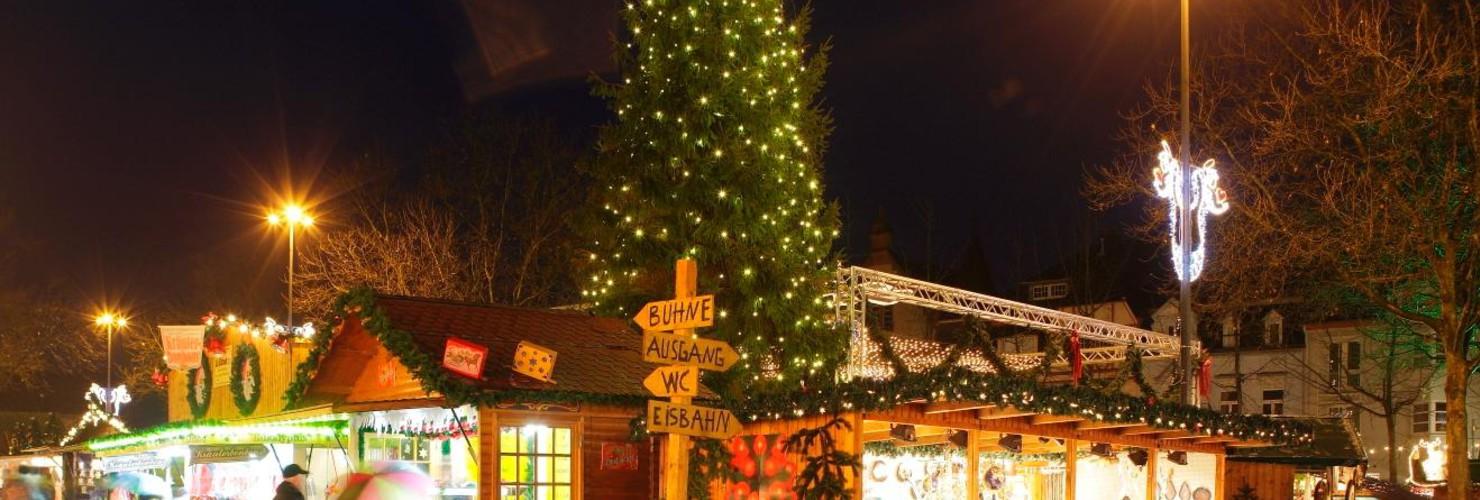 Kerstmarkt Van Der Valk Hotel Moers